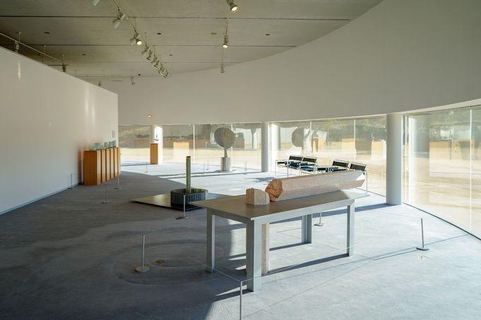 1日目午後:世界的にも貴重なコレクション「資生堂アートハウス」
