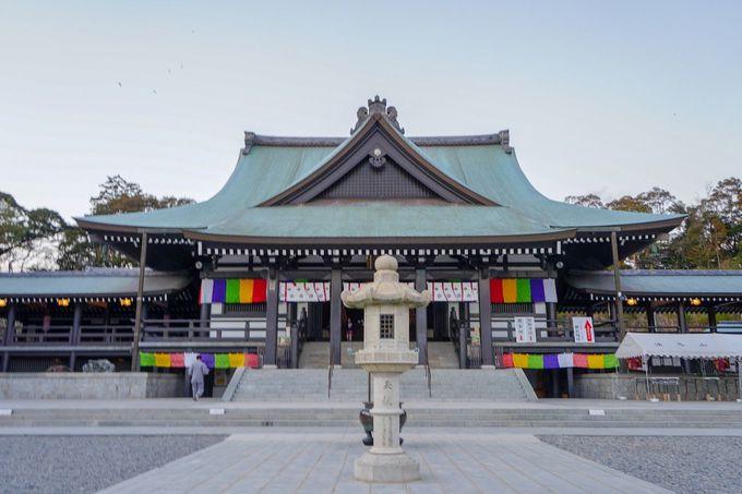 2日目午後:家康公ゆかりの美景の寺「法多山尊永寺」