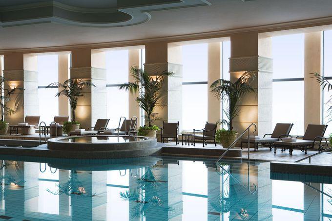 多種多彩なレストラン&バーで食事やお酒を楽しめる「名古屋マリオットアソシアホテル」