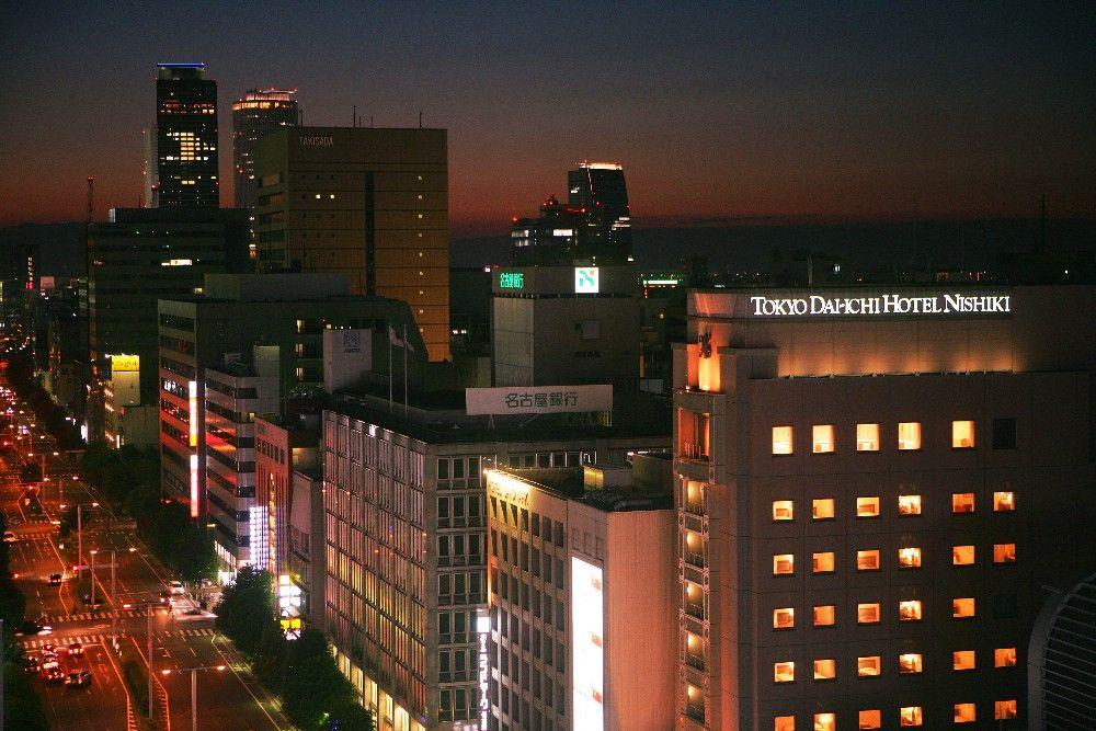 旅行者に嬉しいサービスが充実!「東京第一ホテル錦」