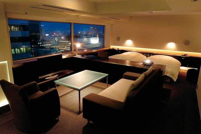 札幌の夜景を眺めながらディナーを満喫できる「センチュリーロイヤルホテル」
