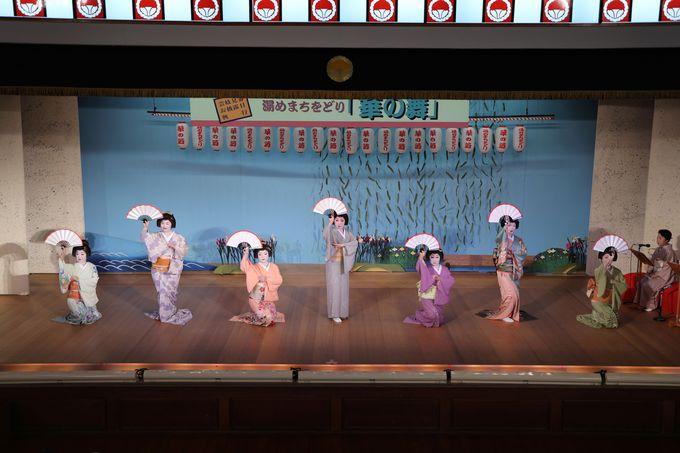 2日目午前:熱海芸妓見番歌舞練場