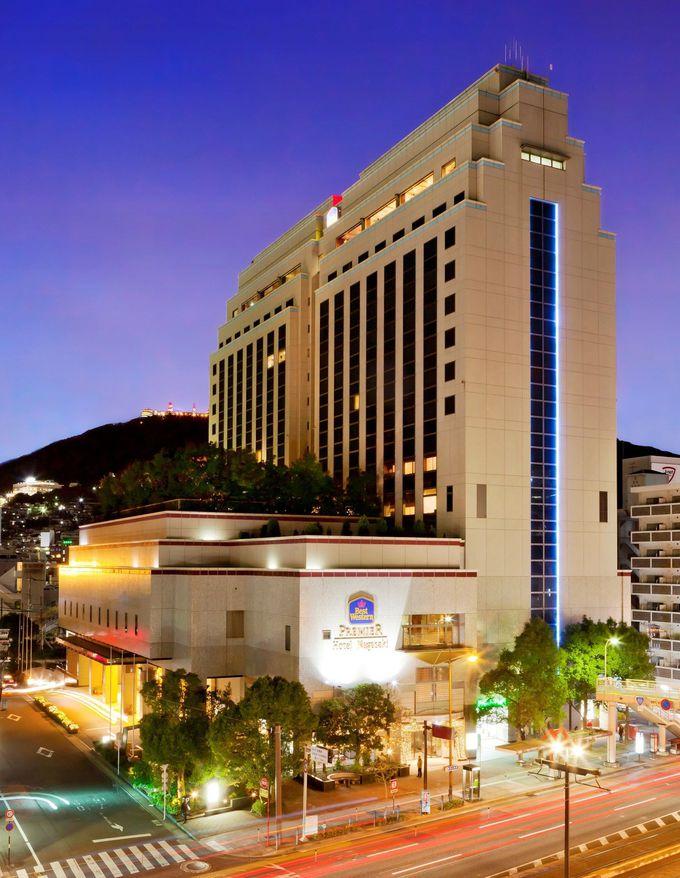 最上階のレストラン&バーから見る夜景が素晴らしい「ザ・ホテル長崎 BWプレミアコレクション」