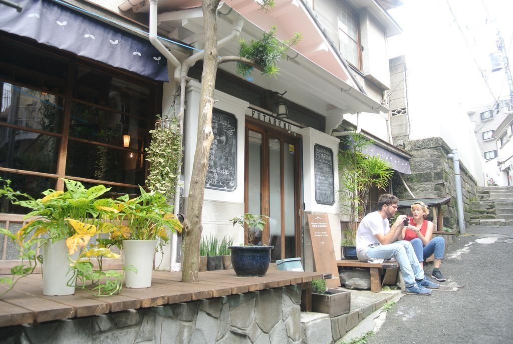 2.ゲストハウスFUTARENO−横浜野毛みなとみらいの宿−