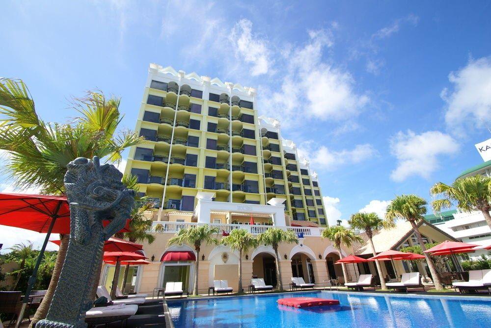 8位.Okinawa Spa Resort EXES(沖縄スパリゾート エグゼス)/恩納村