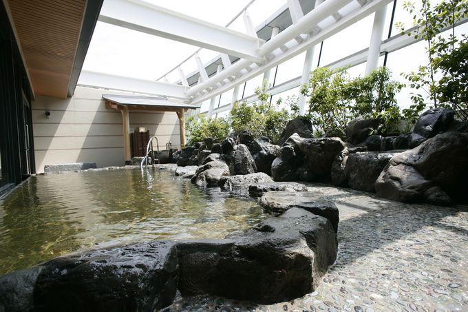 露天風呂と大浴場で癒される「シティプラザ大阪〜HOTEL & SPA〜」