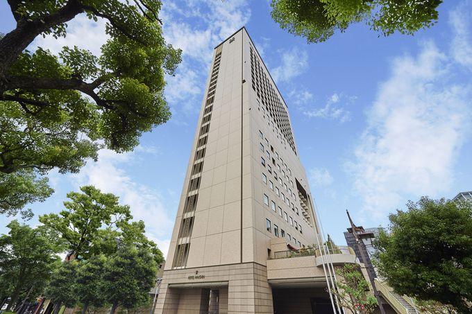 全客室で天然温泉に入れる「ホテル阪神」