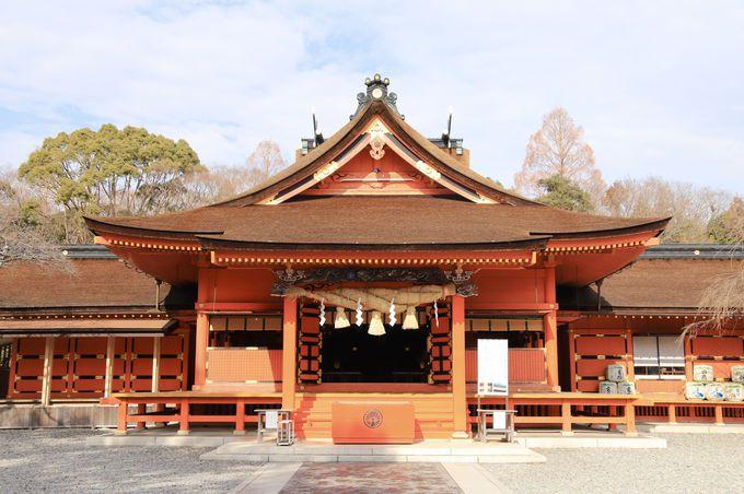 1日目午後:富士山本宮浅間大社で祈願