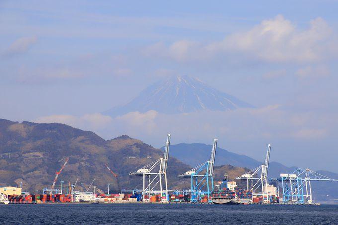 2日目午前:清水港ベイクルーズで日本三大美港を満喫