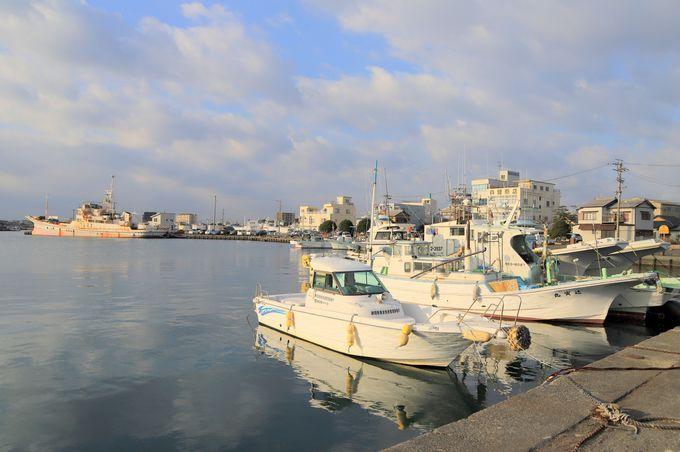 2日目午前:やいづ黒潮温泉で美肌&焼津漁港グルメ