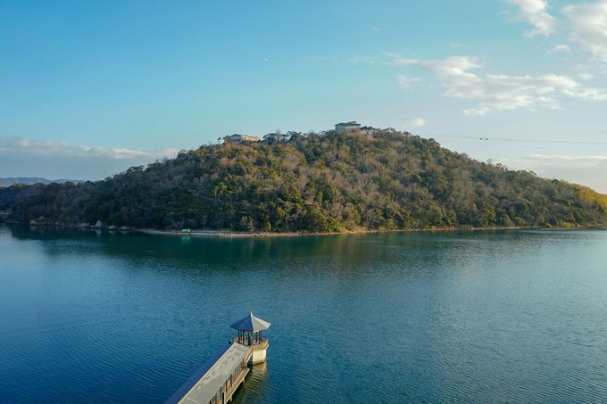 1日目午後:浜名湖畔にある温泉地「かんざんじ温泉」