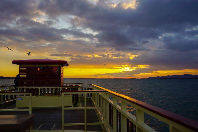 1日目午後:船の上から浜名湖の景色を堪能「浜名湖遊覧船」