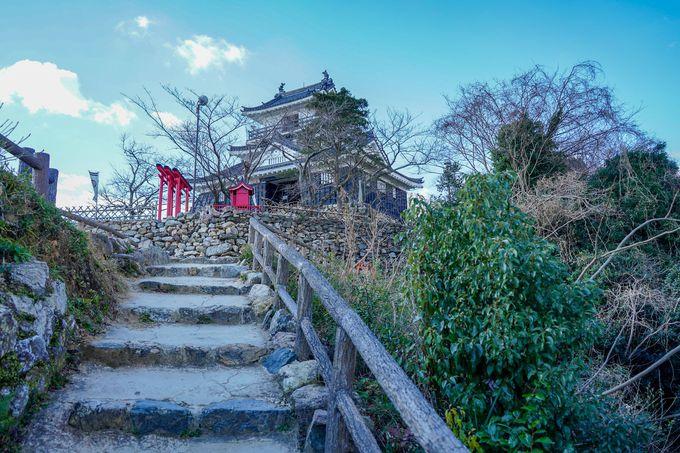 2日目午後:浜松のランドマーク「浜松城」