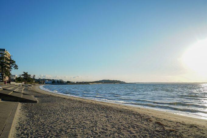 1日目午後:インスタ映えも狙おう「浜名湖の真ん中で愛を叫ぶ」