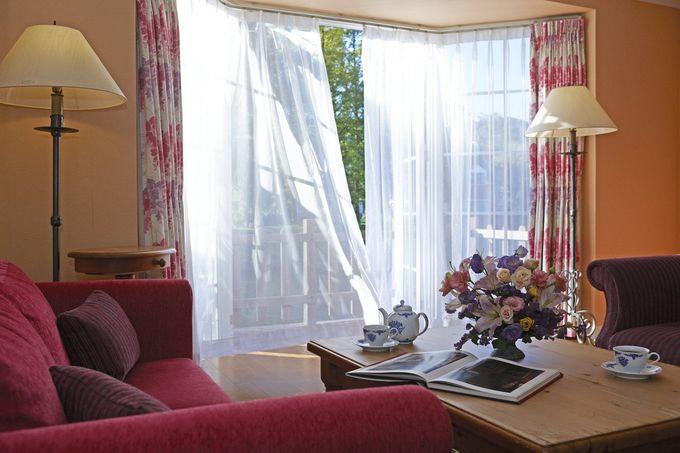 自然と調和したホテル「フォレストヴィラ」