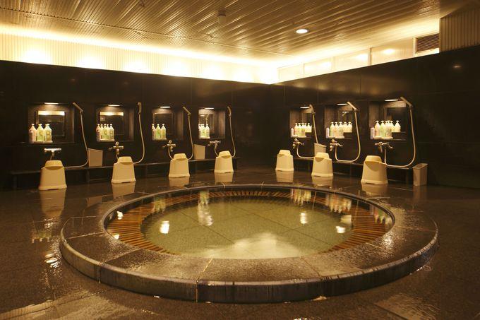 天然温泉に入ってほっこり出来る「ジャスマックプラザホテル」