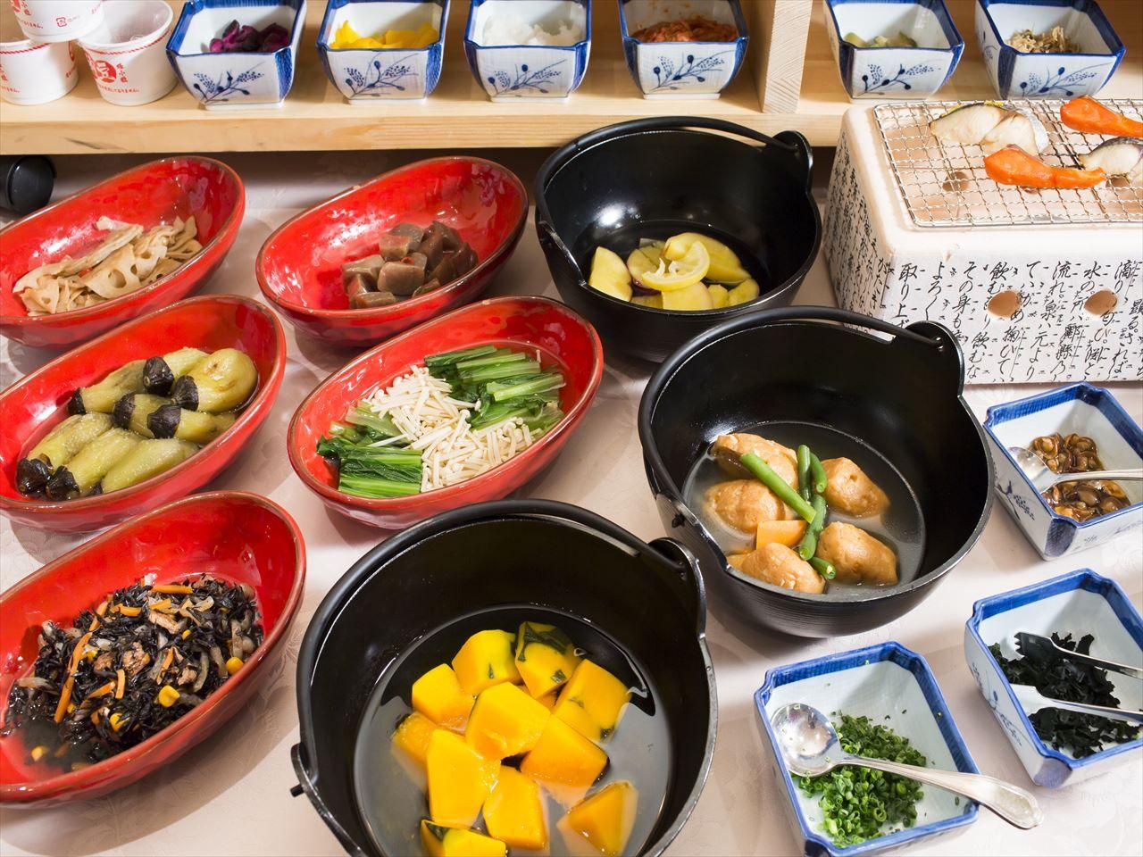 こだわりの朝食を食べられる「神戸トアロード ホテル山楽」