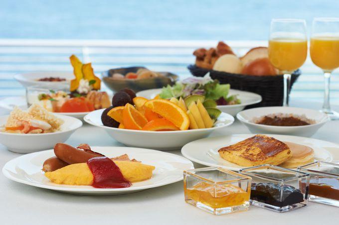 幸せな一日のはじまりを迎えられる「神戸メリケンパークオリエンタルホテル」
