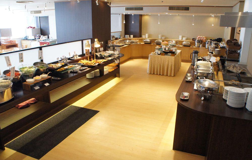 朝食を選べる「神戸ポートタワーホテル」
