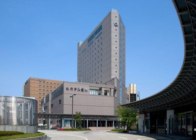 きめ細やかなおもてなしとまごころを感じられる「ホテル金沢」