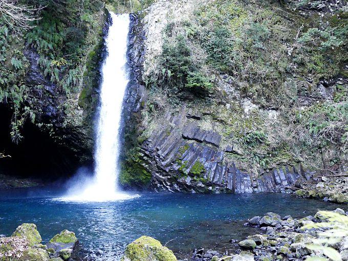 2日目午前:浄蓮の滝