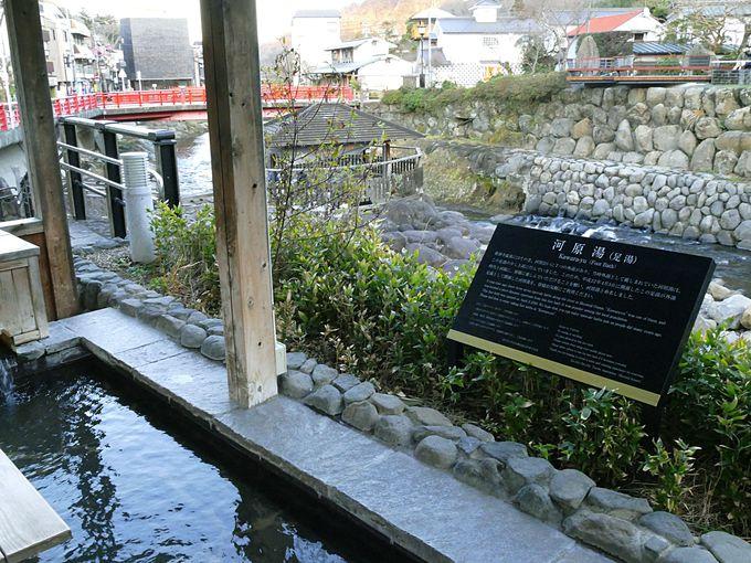1日目午後:修善寺温泉