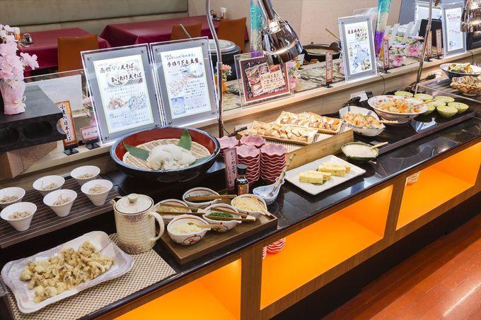北海道の郷土料理を堪能し、海産物も味わえる「ホテル法華クラブ函館」