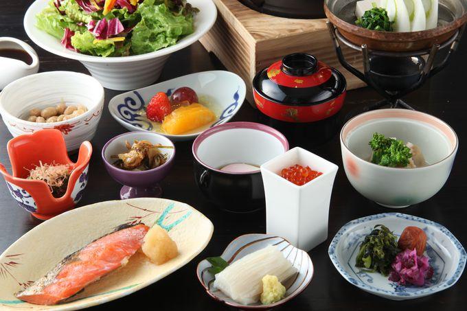 函館自慢の料理が美味しい!「望楼NOGUCHI函館」