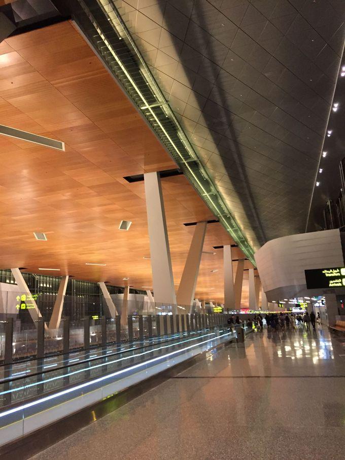 4位.ドーハ・ハマド国際空港/カタール