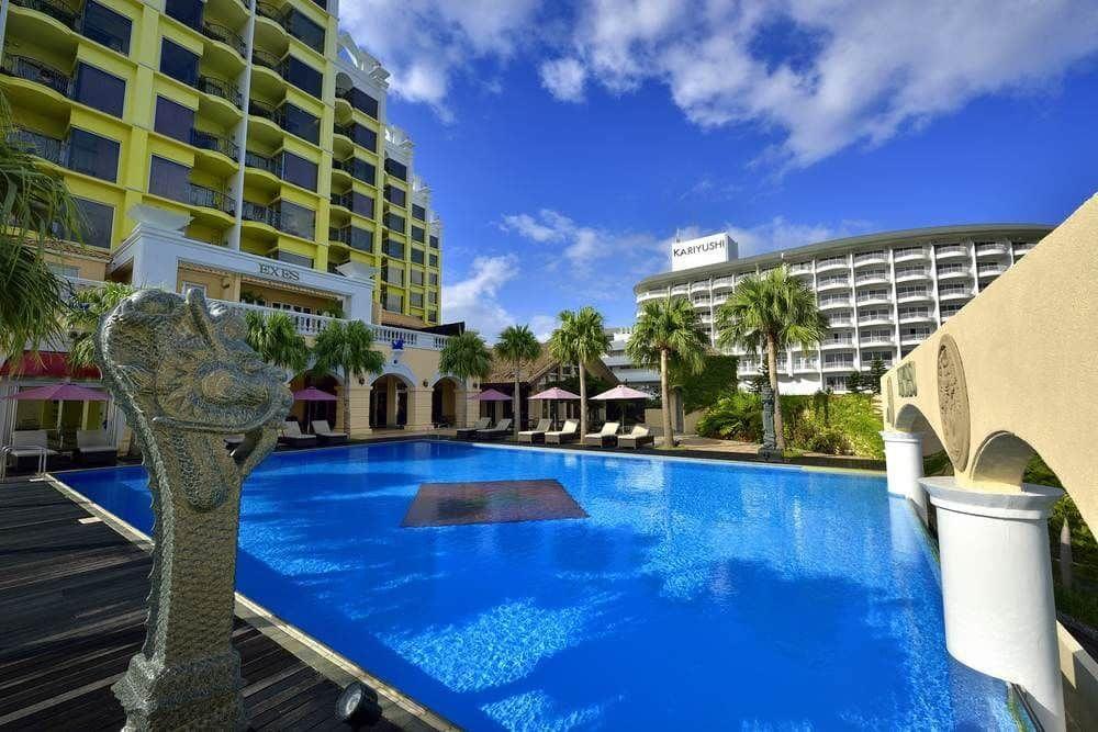 4位.Okinawa Spa Resort EXES(沖縄スパリゾート エグゼス)/恩納村