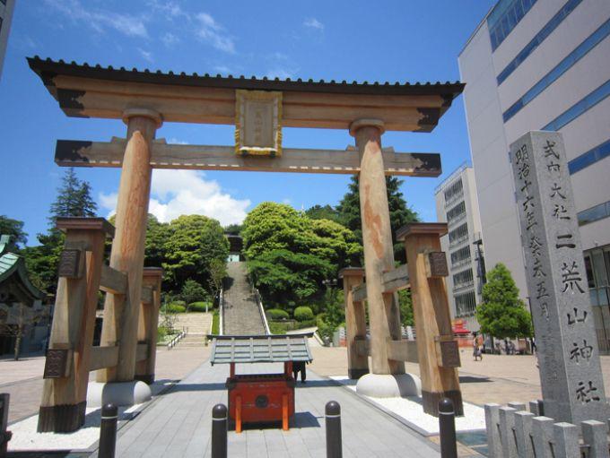 古代より続く宇都宮の代表的神社「宇都宮二荒山神社」
