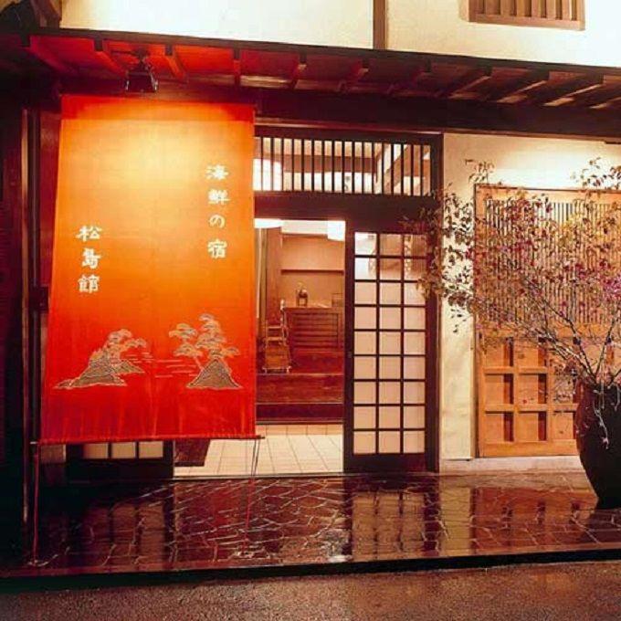 7位.海鮮の宿 松島館