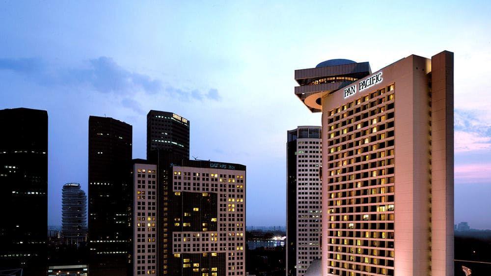 3.パン パシフィック シンガポール