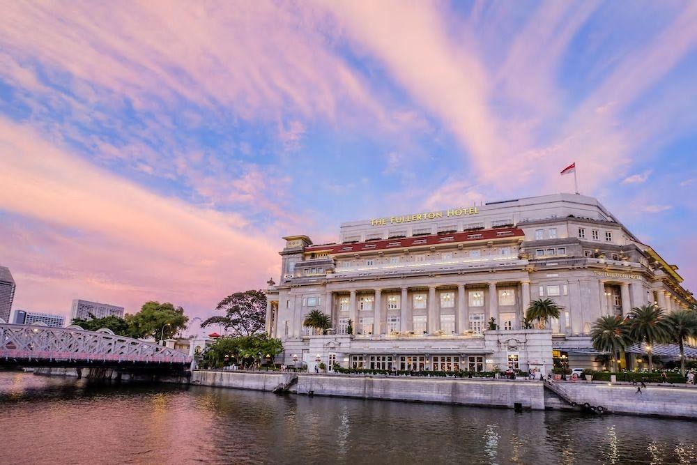 5.ザ フラートン ホテル シンガポール