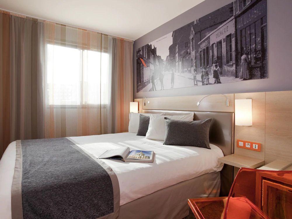 9.ホテル メルキュール パリ CDG エアポート & コンベンション