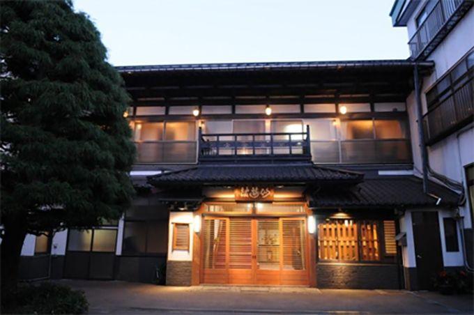 4.やすらぎの宿 ヤマニ仙遊館