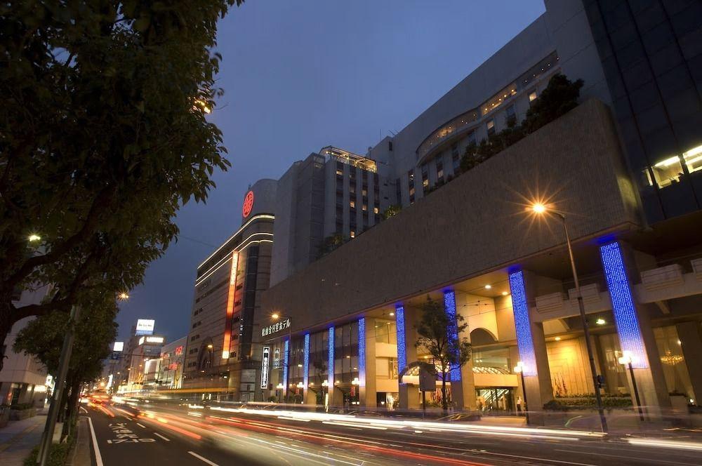 8.ANAクラウンプラザホテル松山(旧:松山全日空ホテル)