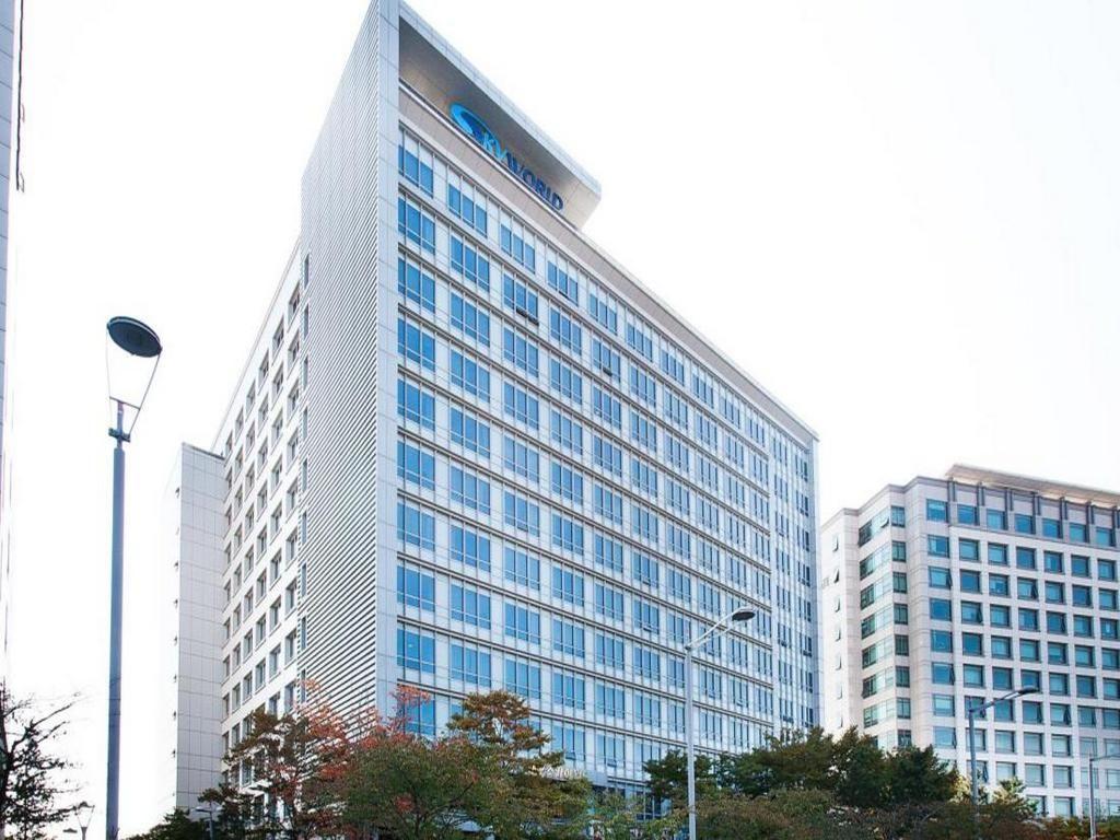 7.ホテル ヒュ インチョン エアポート