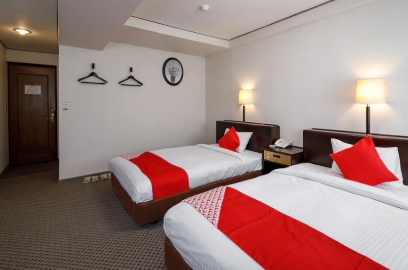4.ホテル ニューワシントン