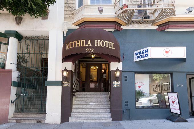 3.ミシラ ホテル
