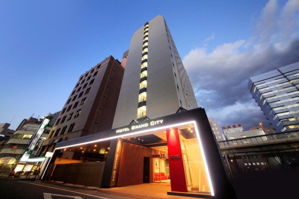 3.ホテルグランドシティ