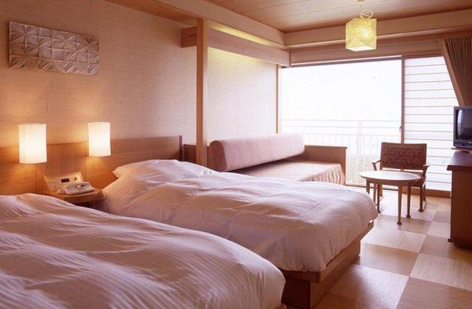 2.ホテル ナガシマ
