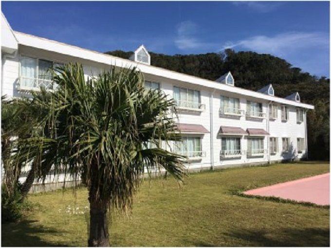 4.ホテルパームビーチ