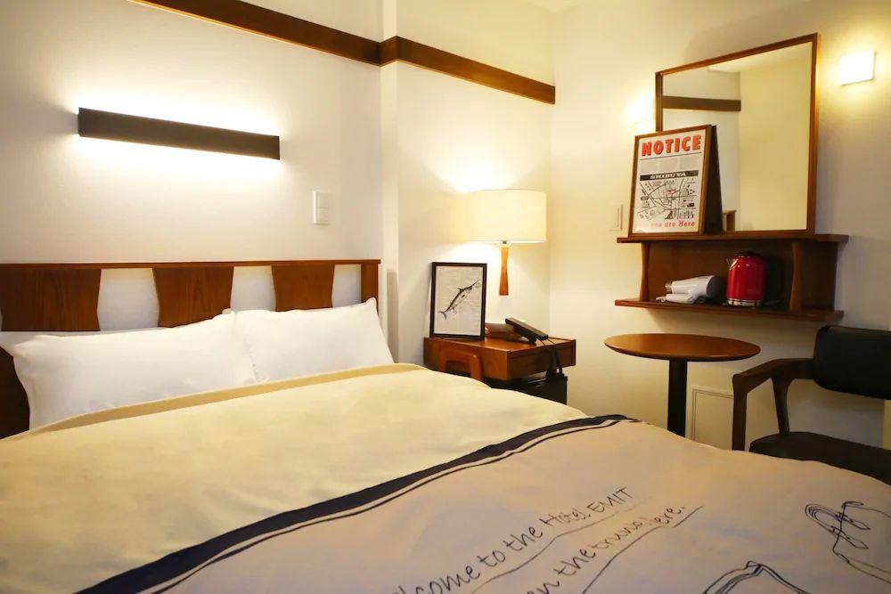 5.HOTEL EMIT SHIBUYA(ホテルエミット渋谷)