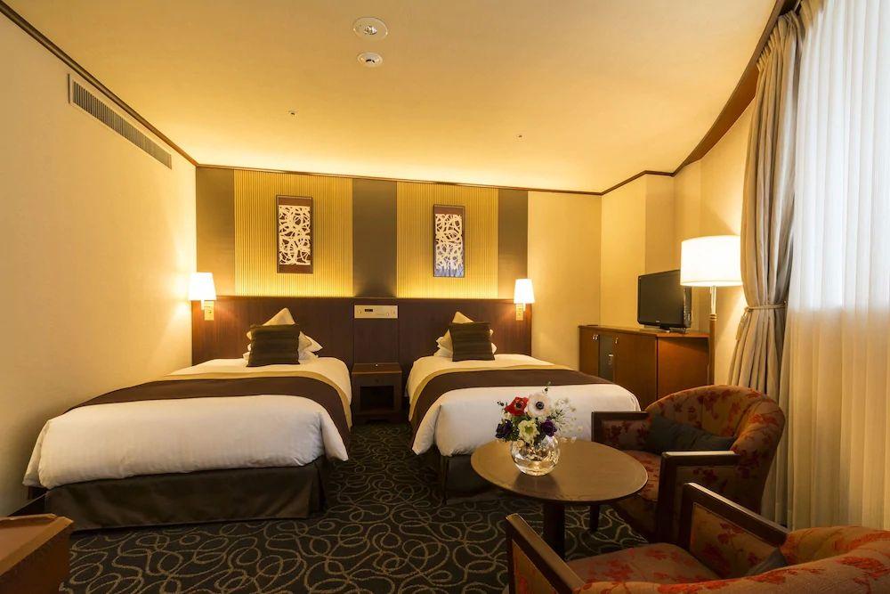 9.渋谷クレストンホテル