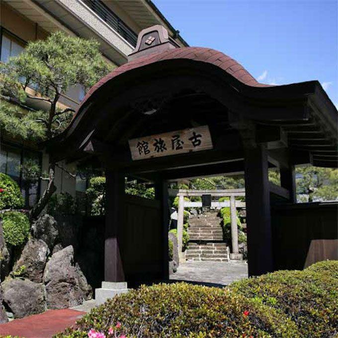 4.古屋旅館/静岡県