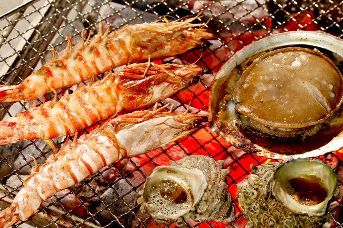 7位.海鮮浜焼き食べ放題/千葉県、他