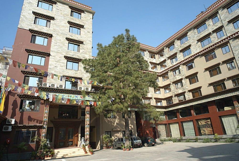 7.ホテル チベット インターナショナル