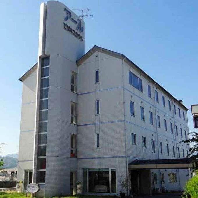 4.アールビジネスホテル