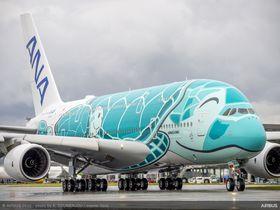 ANAのエアバスA380が新規就航!「空飛ぶウミガメ」で行く新しいハワイ旅